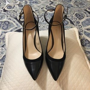 Nine West Leather/Suede Pumps